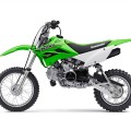 2017 KLX 110 and 2017 KLX 110L Kawasaki Dirt Bike
