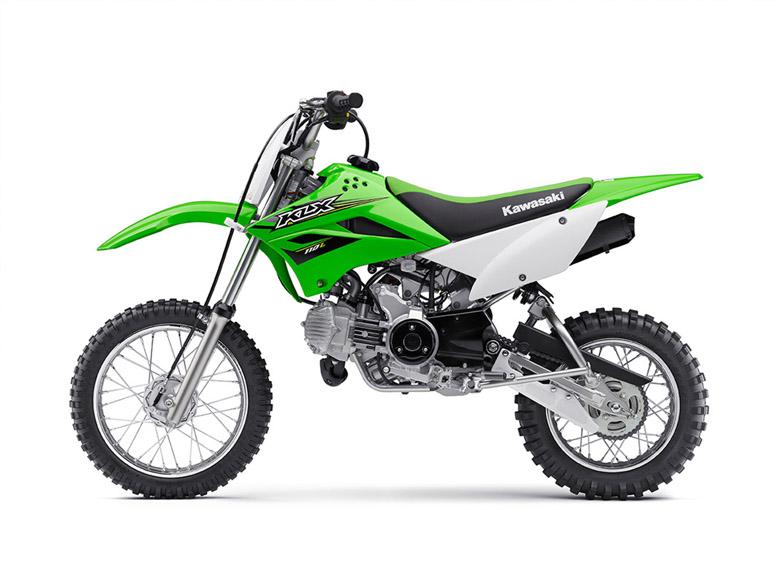 2017 Klx 110 And 2017 Klx 110l Kawasaki Review Bikes Catalog