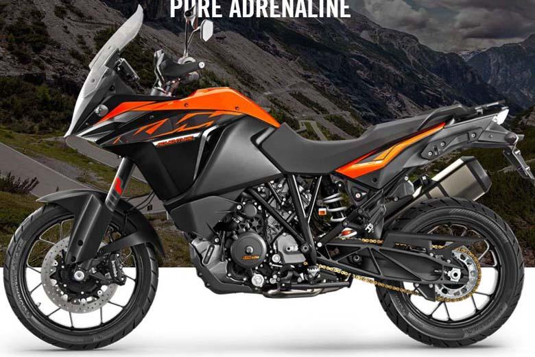 2018 ktm 1090 adventure r. interesting adventure 2017 ktm 1090 adventure bike inside 2018 ktm adventure r