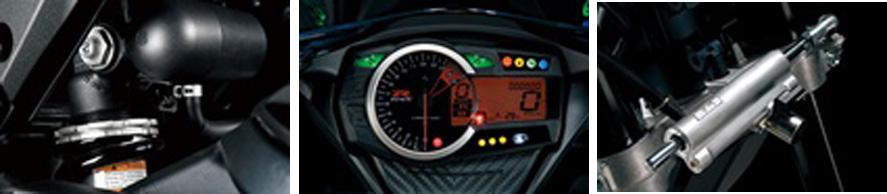 2017 Suzuki GSX-R600 Heavy Bike Specs
