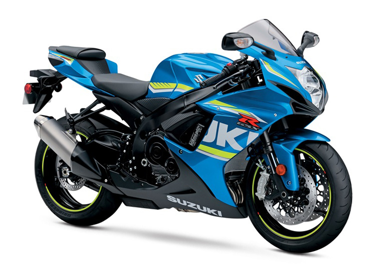 2017 Suzuki GSX-R600 Heavy Bike