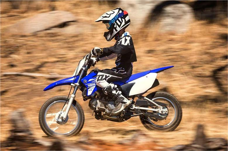 2017 Yamaha TT-R110E Dirt Bike