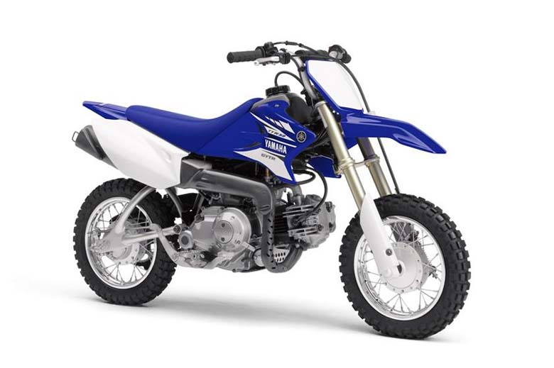 2017 Yamaha TT-R50E Mini Offroad Bike