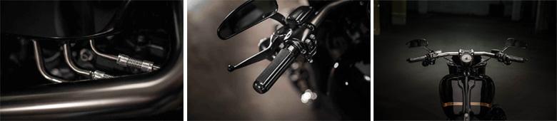 Harley Davidson 2017 CVO Pro Street Breakout Specs