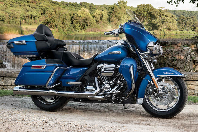 Harley Davidson 2017 Electra Glide Ultra Classic Review Bikes Catalog