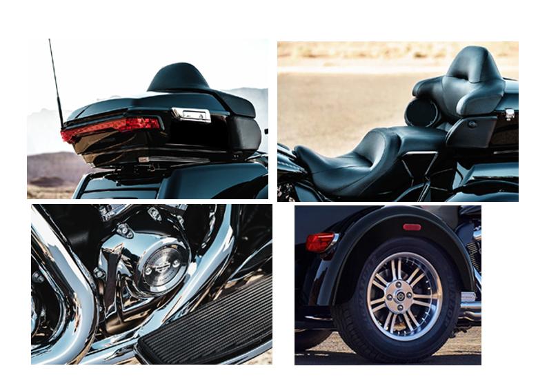 2017 Harley Davidson Tri Glide Ultra: Harley Davidson 2017 Tri Glide Ultra Price Specs Review