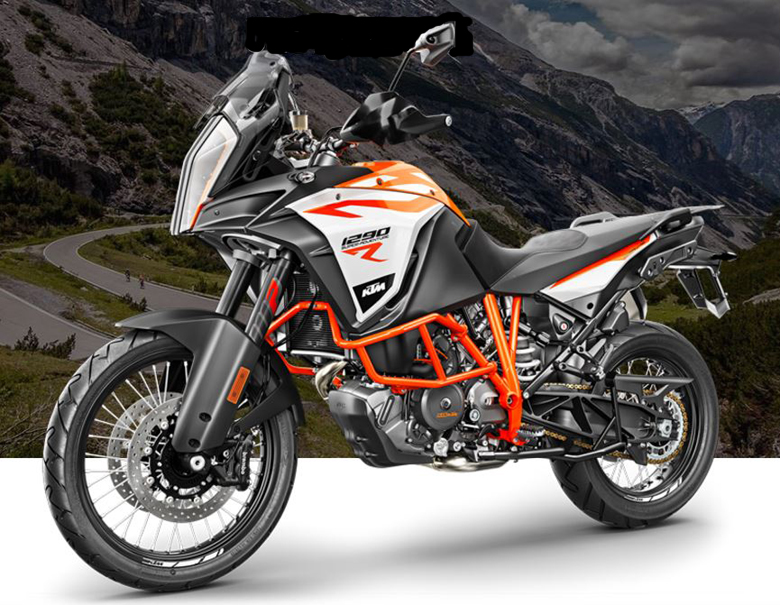 KTM 1290 Super Adventure R 2017 Bike