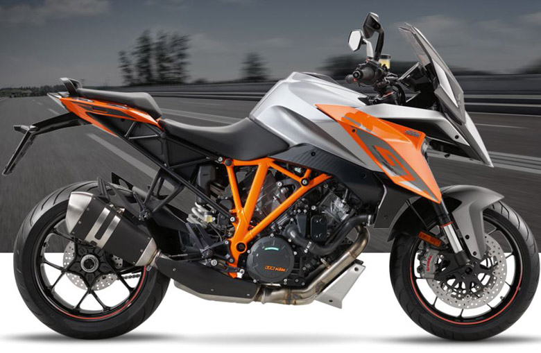 review of ktm 1290 super duke gt 2017 super tourer bikes catalog. Black Bedroom Furniture Sets. Home Design Ideas