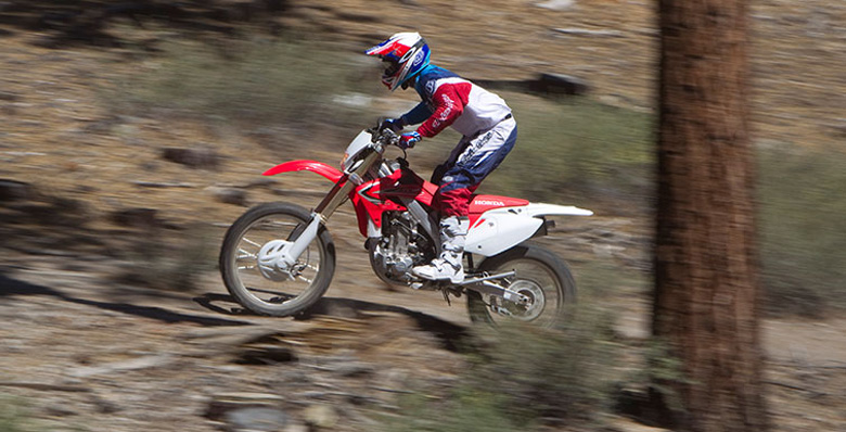 2017 CRF450X Honda Off Road Warrior