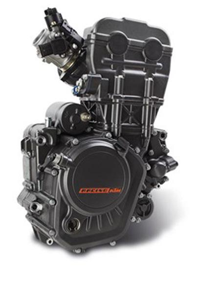 2017 KTM RC 125 Super SportBike Engine