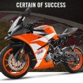 2017 KTM RC 125 Super SportBike