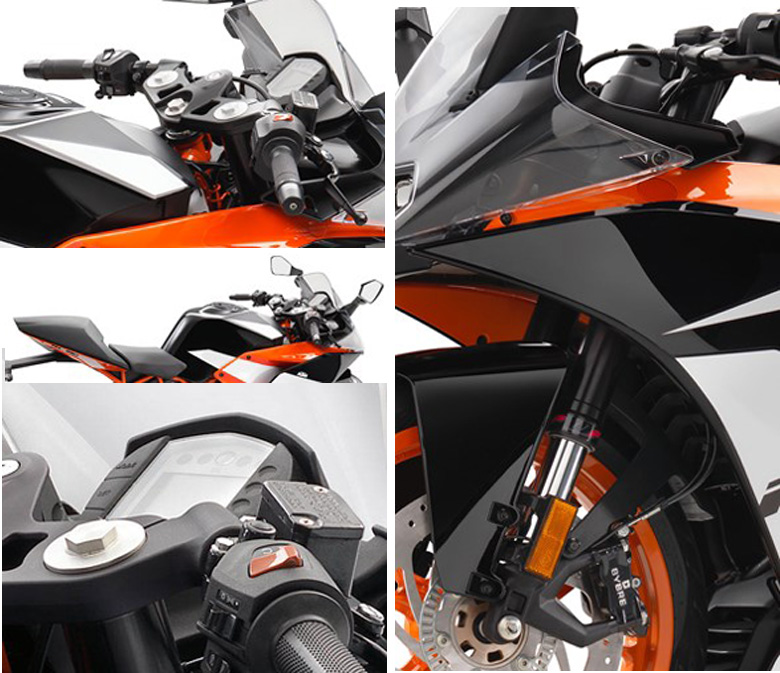 Review of 2017 KTM RC 390 Super Motorcycle with Specs ...