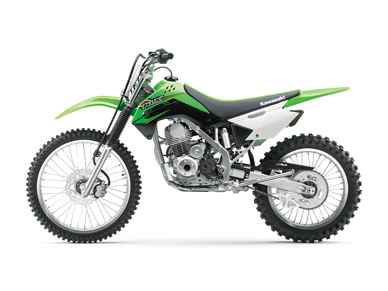 2017 Kawasaki KLX 140G Off-Road Motorcycle