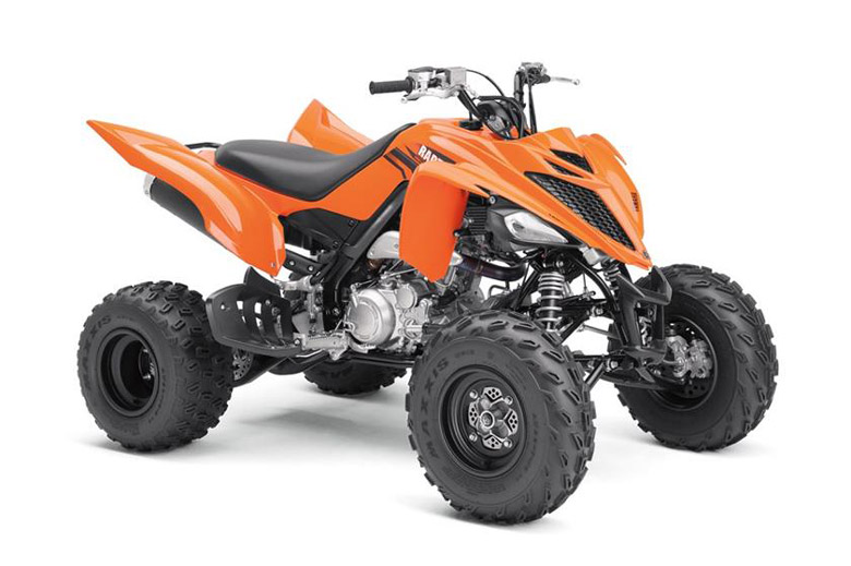 raptor 700 yamaha atv four atvs sport orange 700r specs wheelers wheeler special chassis suspension harrisburg trader knoxville