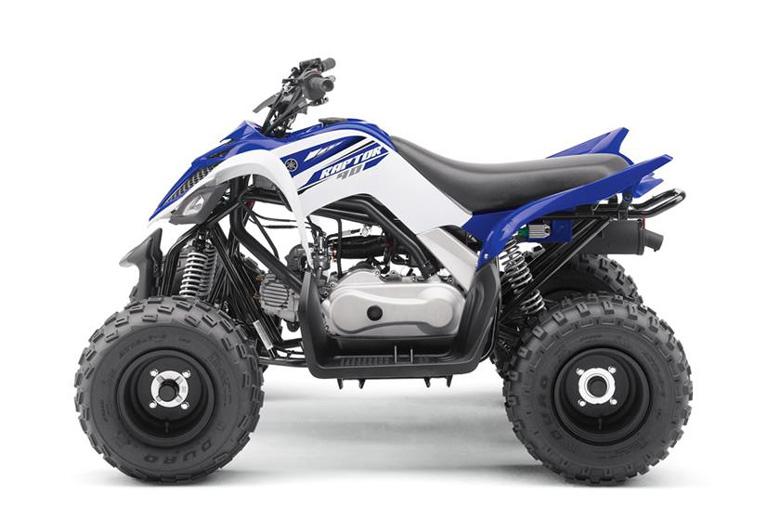 Yamaha Raptor Cc