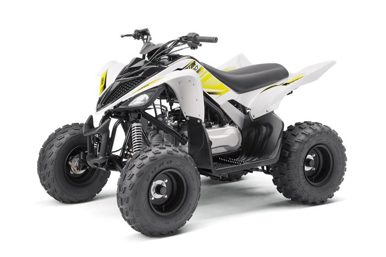 2017 yamaha raptor 90 sports atv review specs price