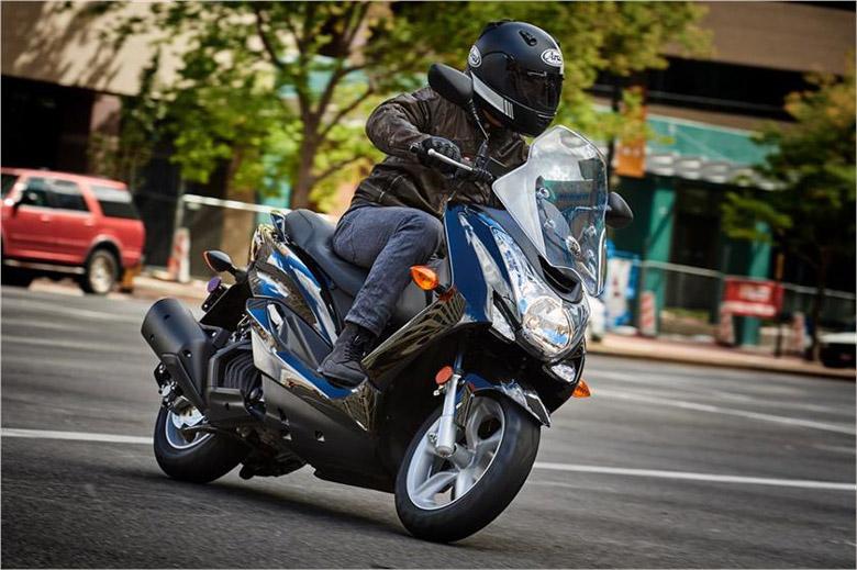 2017 Yamaha Smax Scooter