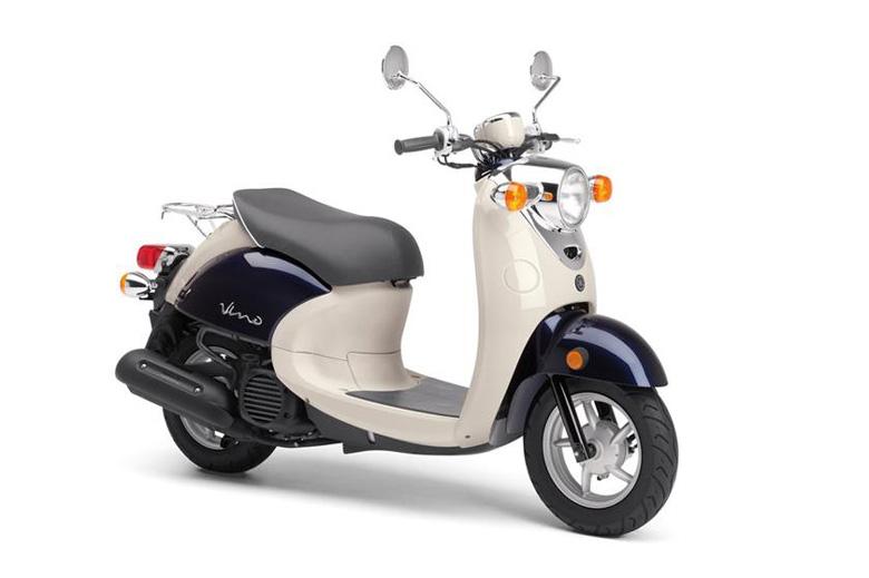 Yamaha Vino Scotter