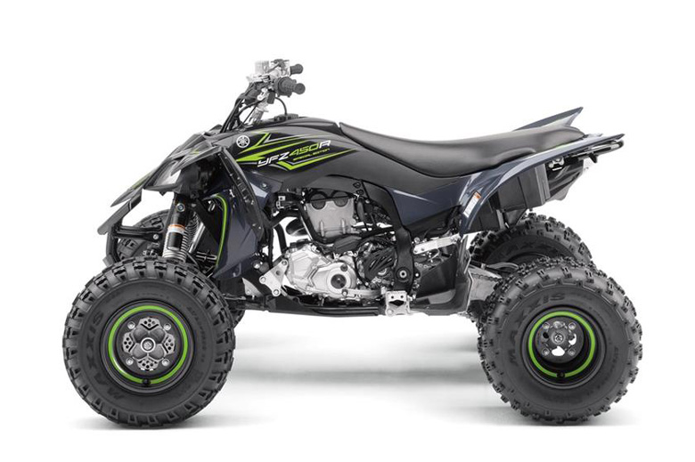 price review of 2017 yamaha yfz450r se sports atv bikes catalog. Black Bedroom Furniture Sets. Home Design Ideas