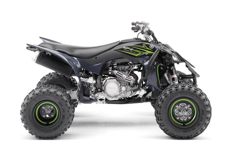 2017 Yamaha YFZ450R SE Sports ATV