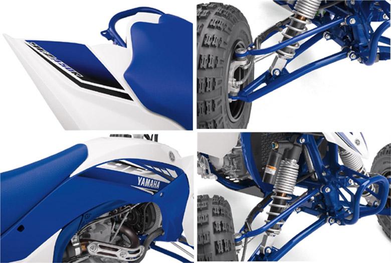 2017 Yamaha YFZ450R Sports Quad Bike Specs