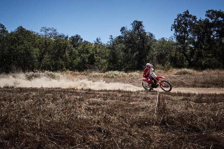 Honda 2017 CRF450RX Most Powerful Dirt Bike