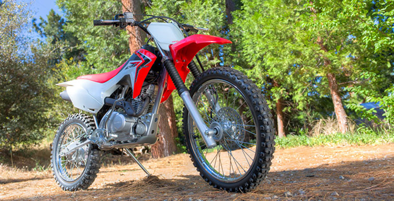 2017 CRF125F Honda Trail Dirt Bike