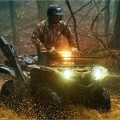 2017 Yamaha Grizzly EPS Quad Bike