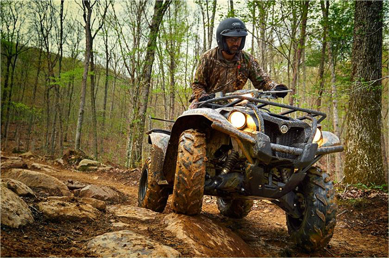 Yamaha eps autos post for 2017 yamaha grizzly review