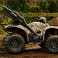 2017 Yamaha Kodiak 700 EPS Quad Bike