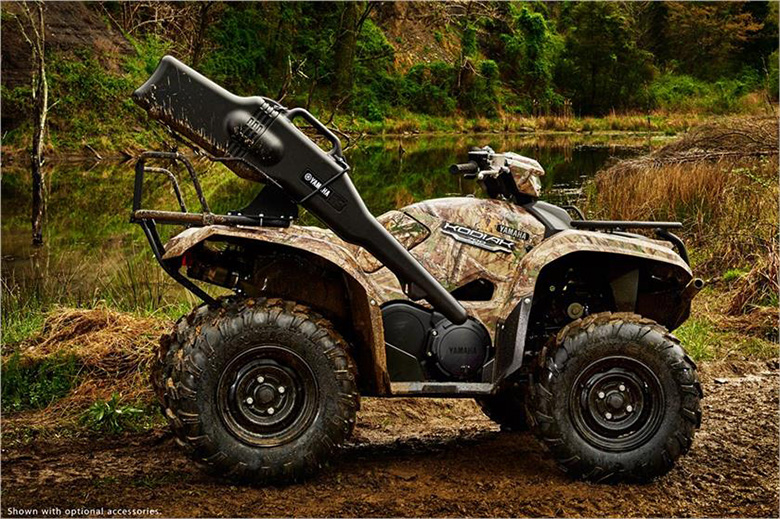2017 yamaha kodiak 700 eps quad bike review bikes catalog for Yamaha kodiak 700 review