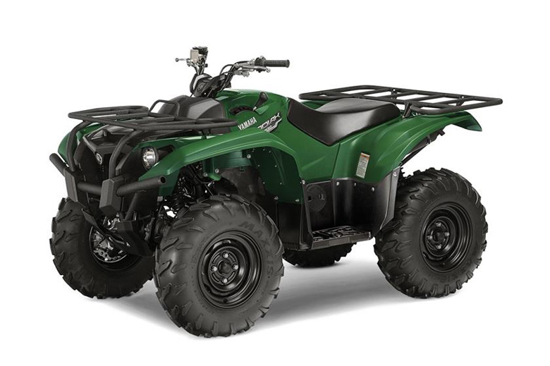 Yamaha Grizzly  Review