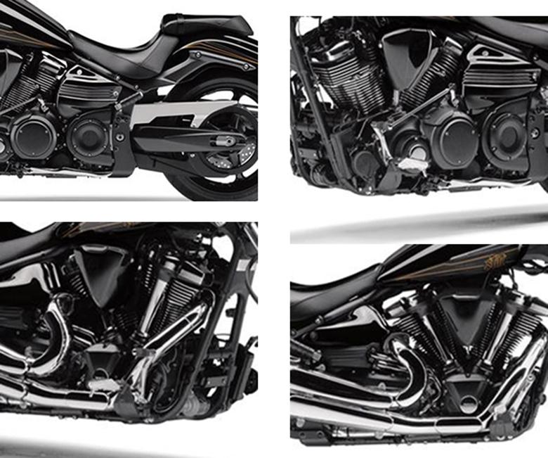 Yamaha 2017 Raider Touring Motorcycle Specs