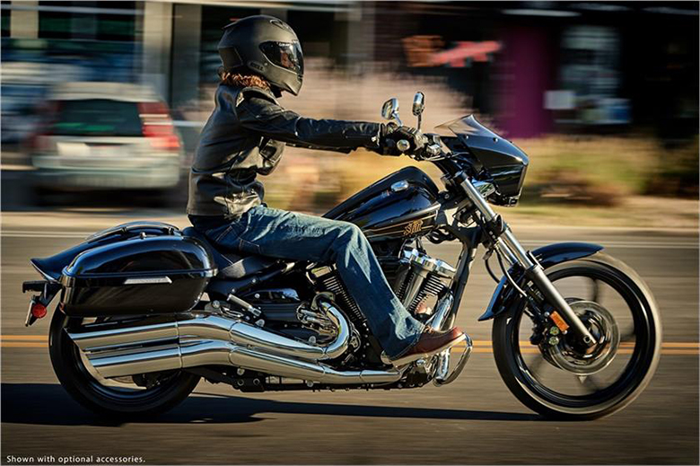 Yamaha Xvsstryker