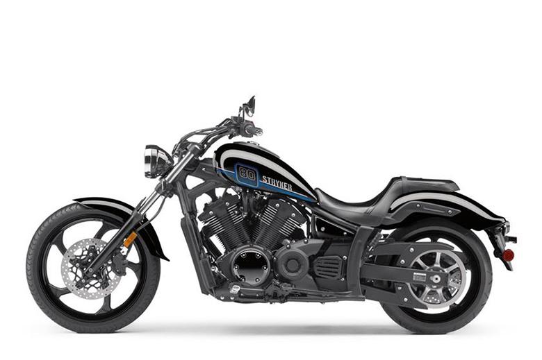 Yamaha 2017 stryker cruiser motorcycle review bikes catalog for Yamaha cruiser 2018
