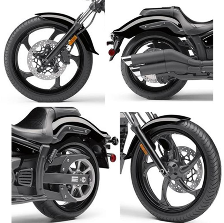 Yamaha 2017 Stryker Cruiser Motorcycle Specs