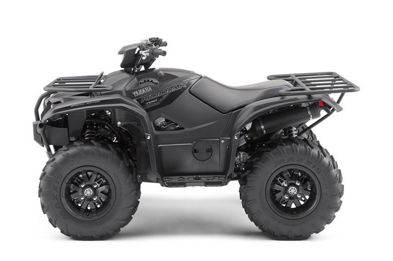 Review of yamaha kodiak 700 eps se 2017 quad bike bikes for Yamaha kodiak 700 review