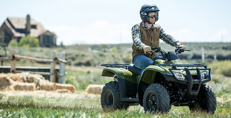 2017 Honda FourTrax Recon ATV