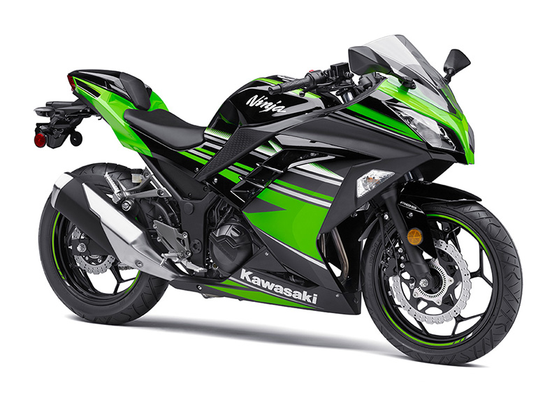 2017 Ninja 300 ABS KRT Edition Kawasaki Sports Bike