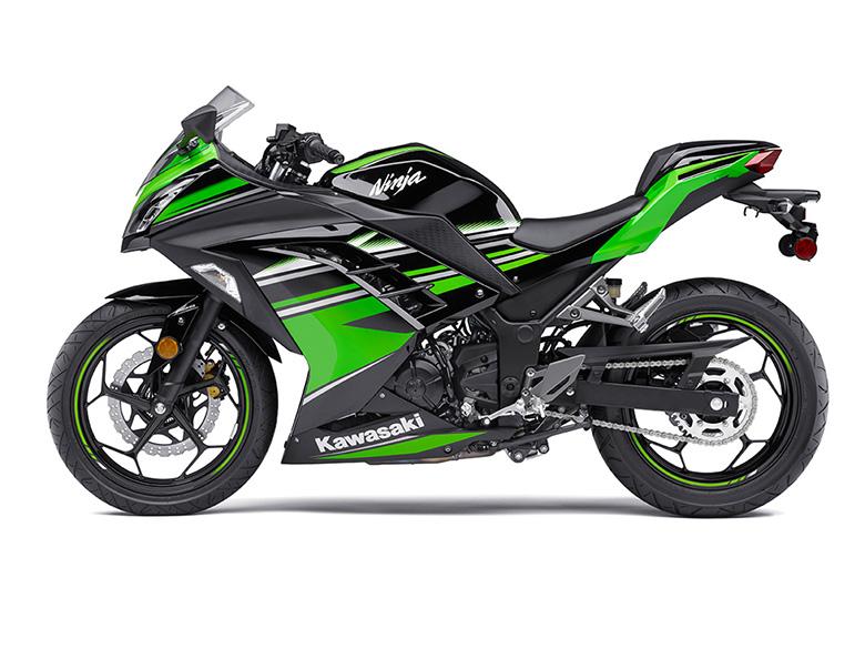 2017 Ninja 300 ABS KRT Edition Kawasaki Sports Bike