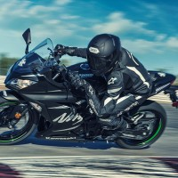 2017 Ninja 300 ABS Winter Test Edition Kawasaki