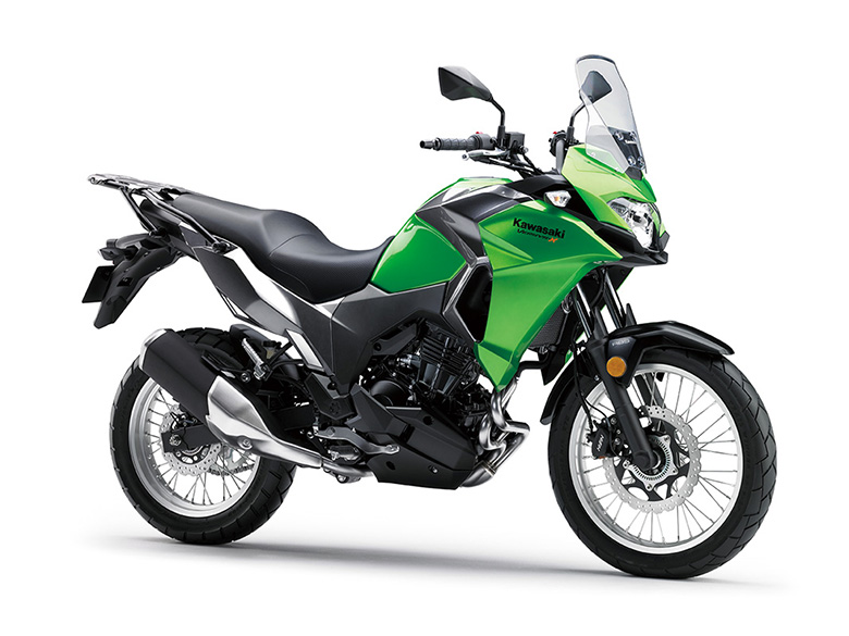 2017 Versys-X 300 ABS Kawasaki Sport Motorcycle