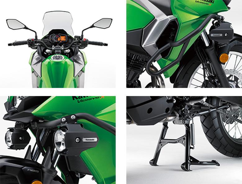 2017 Versys-X 300 ABS Kawasaki Sport Motorcycle Specs