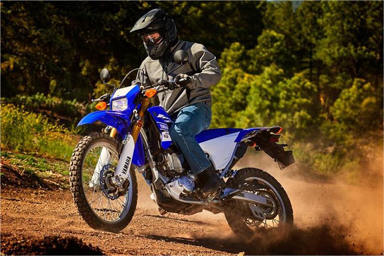 2017 WR250R Yamaha Adventure Bike
