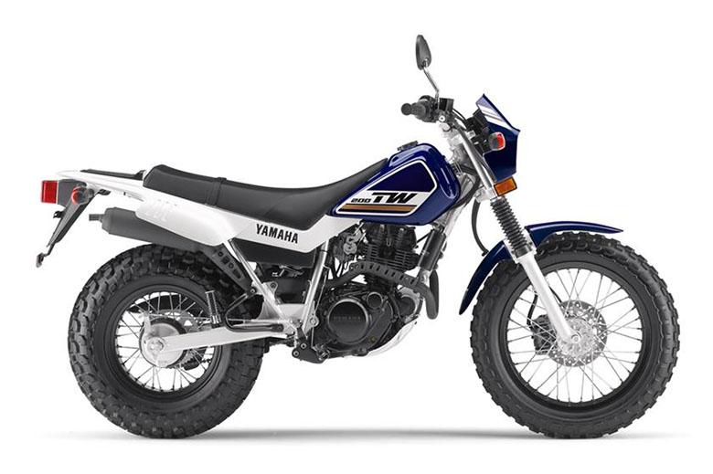 Yamaha dual sport 200