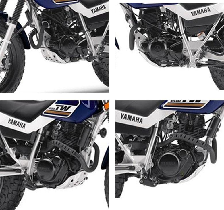 2017 Yamaha TW200 Dual Sport Motorcycle Specs