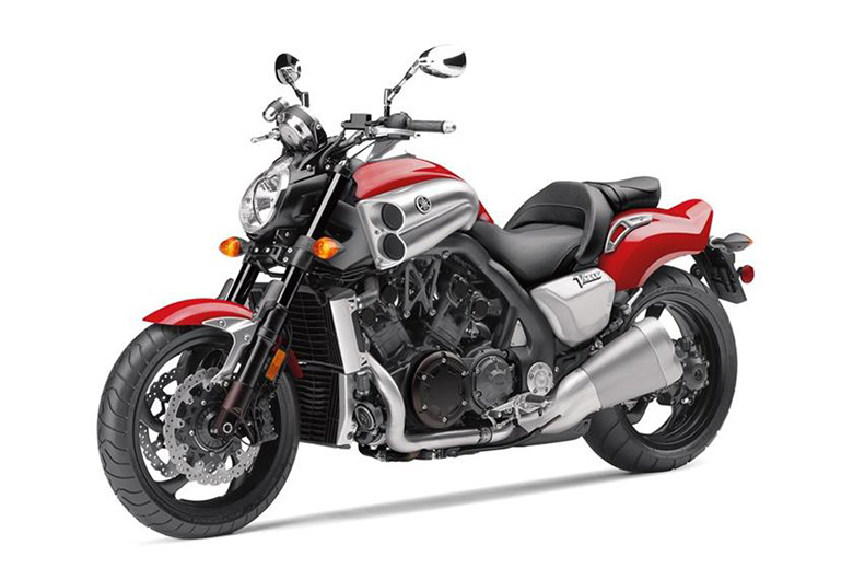 review of 2017 yamaha vmax sport heritage bike bikes catalog
