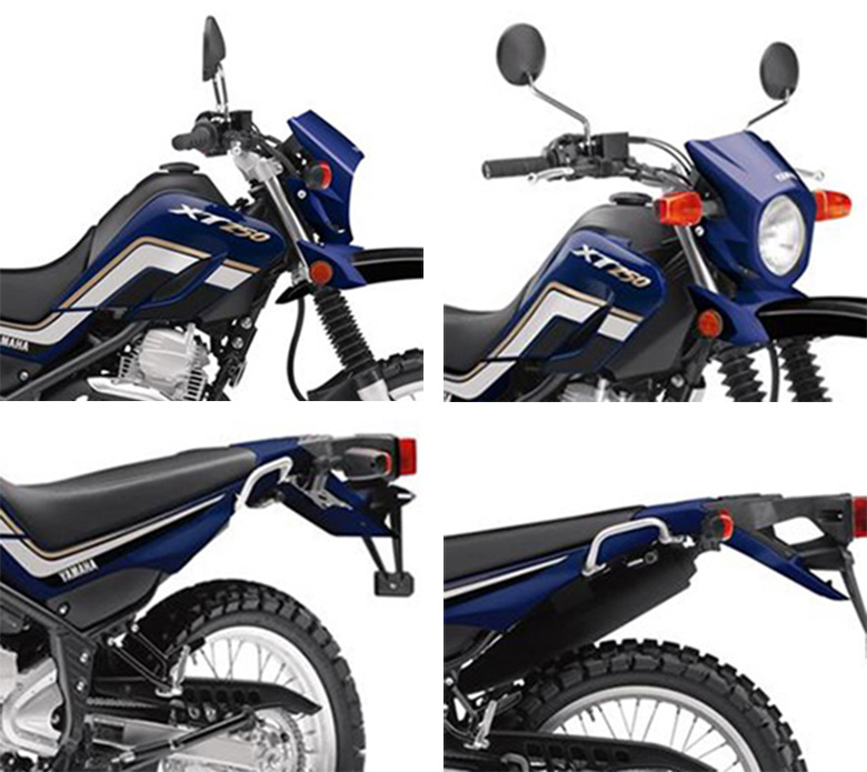 2017 Yamaha XT250 Adventure Touring Motorcycle Specs