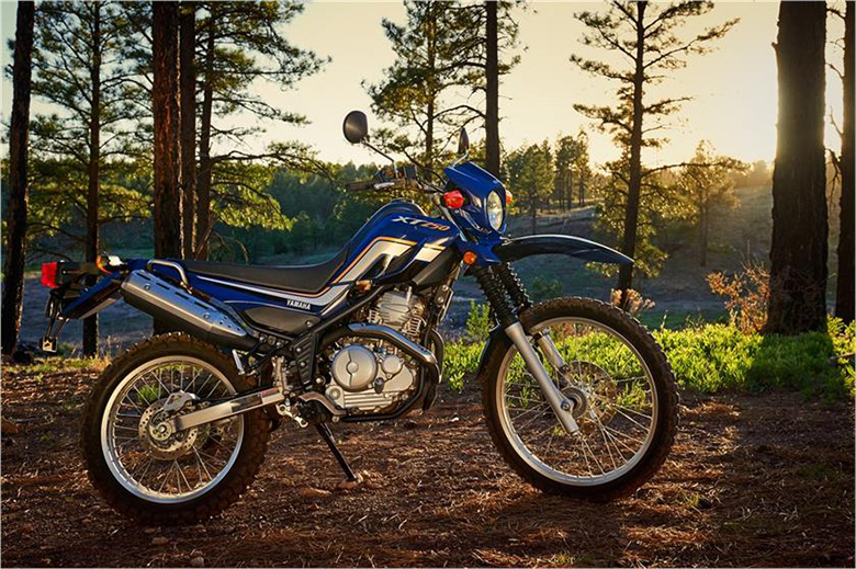 2017 Yamaha XT250 Adventure Touring Motorcycle