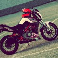 Benelli 2017 TNT 25 Naked Bike